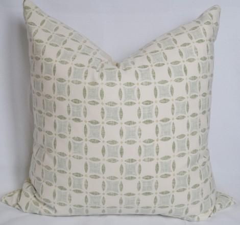 Standard pillow $25 + materials
