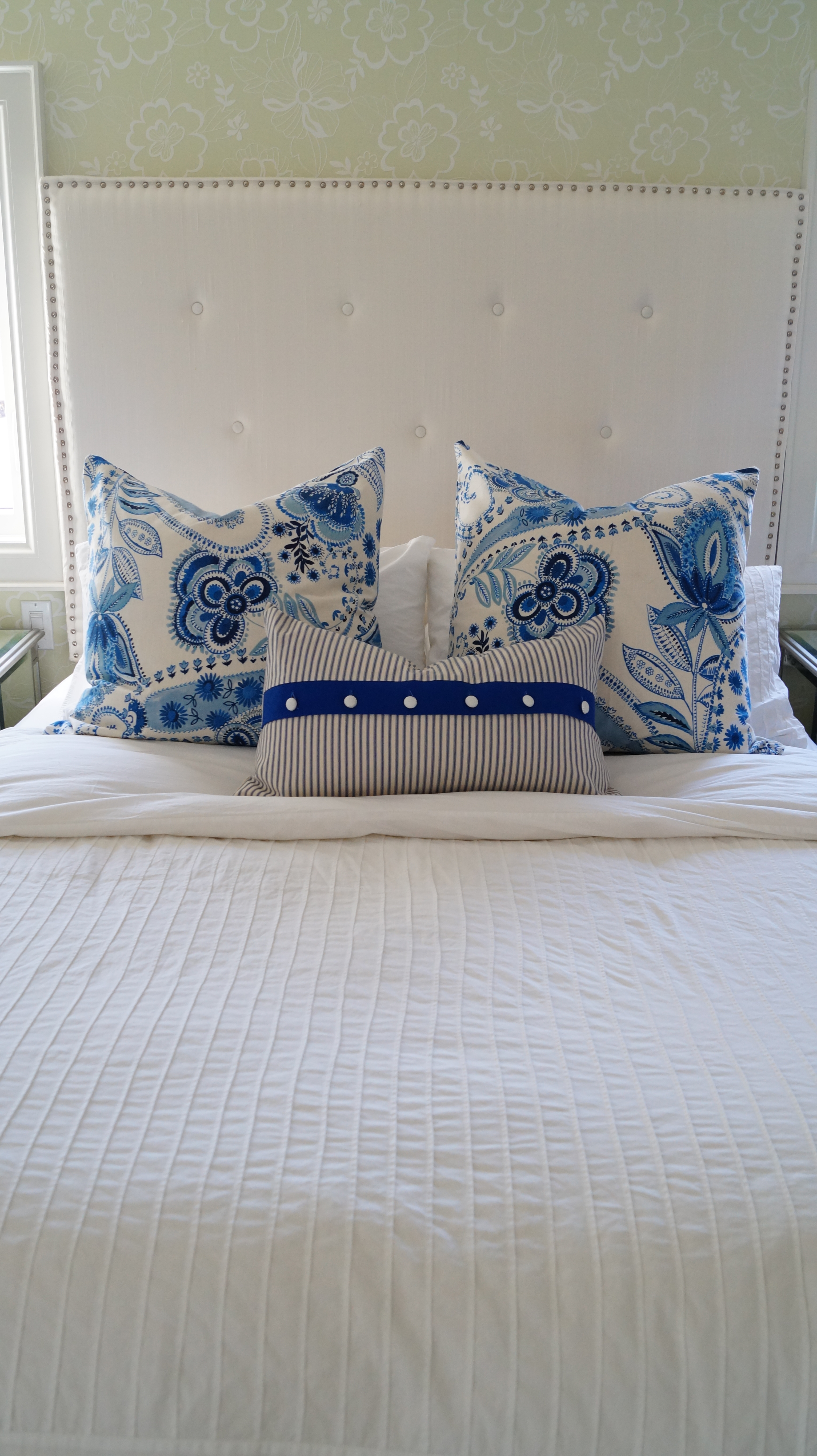 pillow bedroom john decor robshaw reason inspiration pillows and rhyme